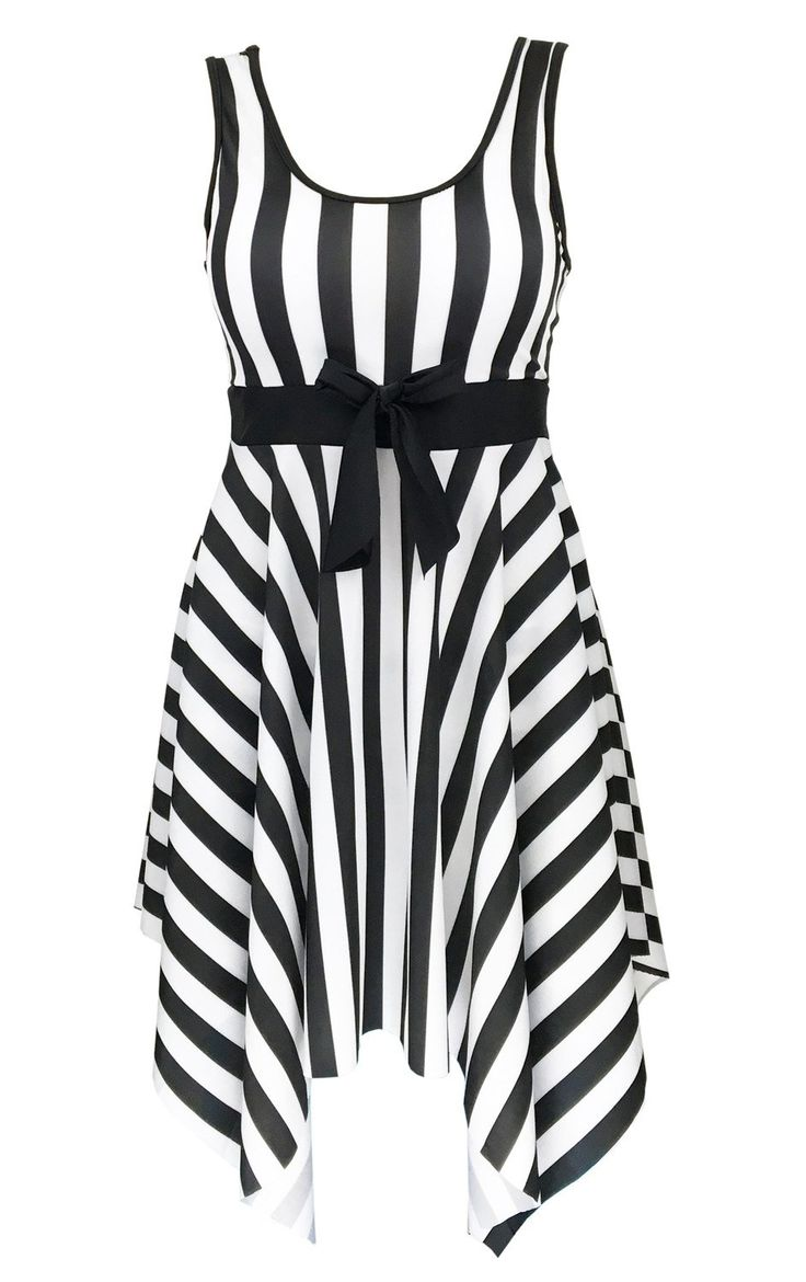 Buy Women's One Piece Swimsuit Sailor Vintage Bathing Suit Plus Size Swimdress - Topvintagestyle.com ✓ FREE DELIVERY possible on eligible purchases