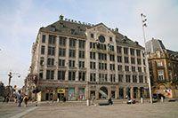 Madame Tussaud's, Dam Square, Amsterdam