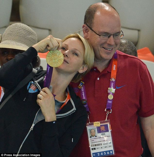 Ex Olympic swimmer Charlene didn't ever receive a medal, placing fifth with her team at the 2000 Games in Sydney.: Swimmer Charlene, Monaco Royal, Olympic Swimmers, Royal Family, Close Friends, Monaco Prince, Charlene Didn T