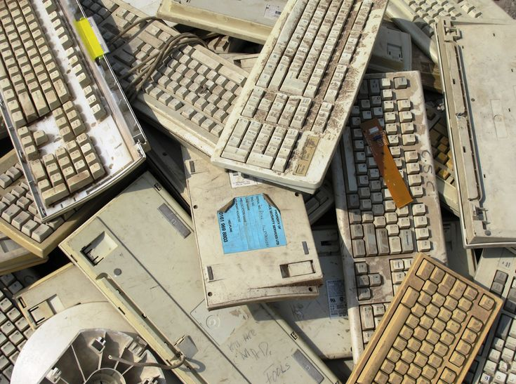 2.e-Waste a growing problem