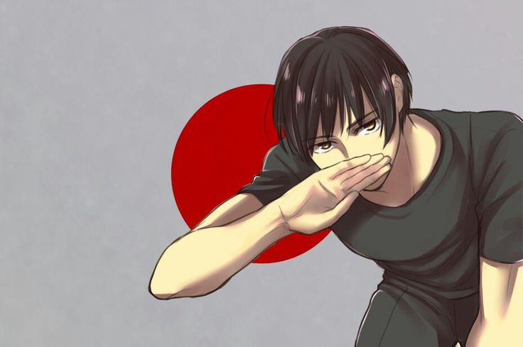 Hetalia - Japan Source: Zerochan