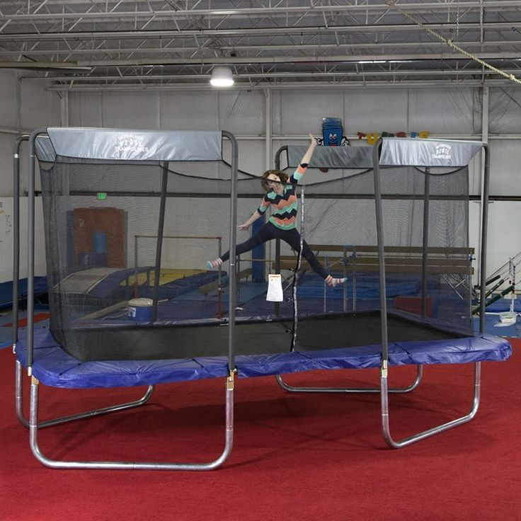 how to choose a small trampoline
