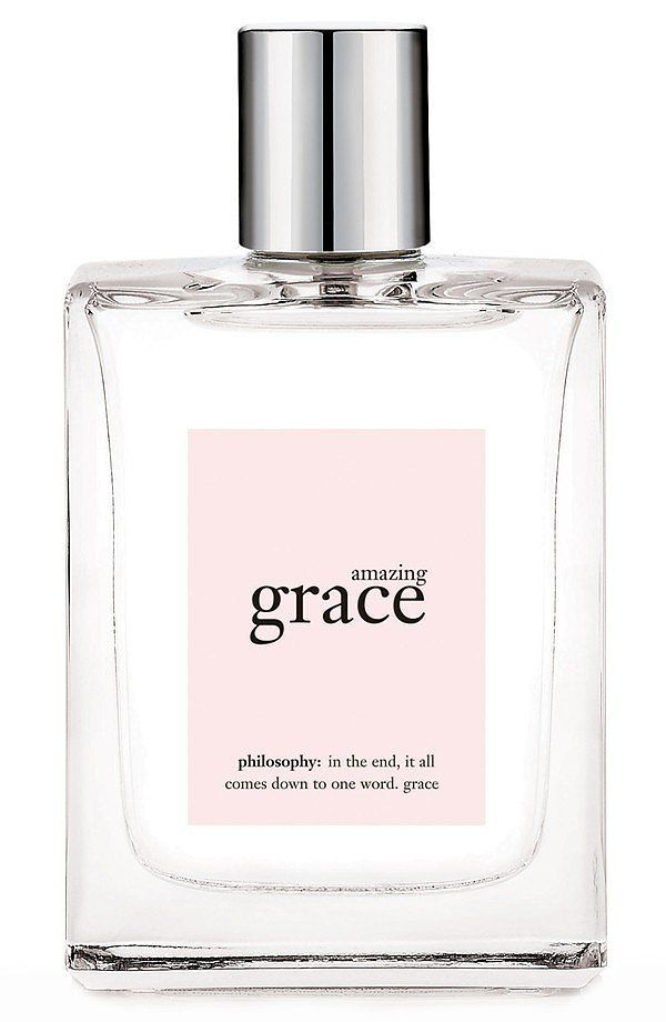 Philosophy Amazing Grace Fragrance and more iconic beauty products every woman should own.