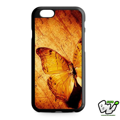 Old Brown Butterfly iPhone 6 | iPhone 6S Case