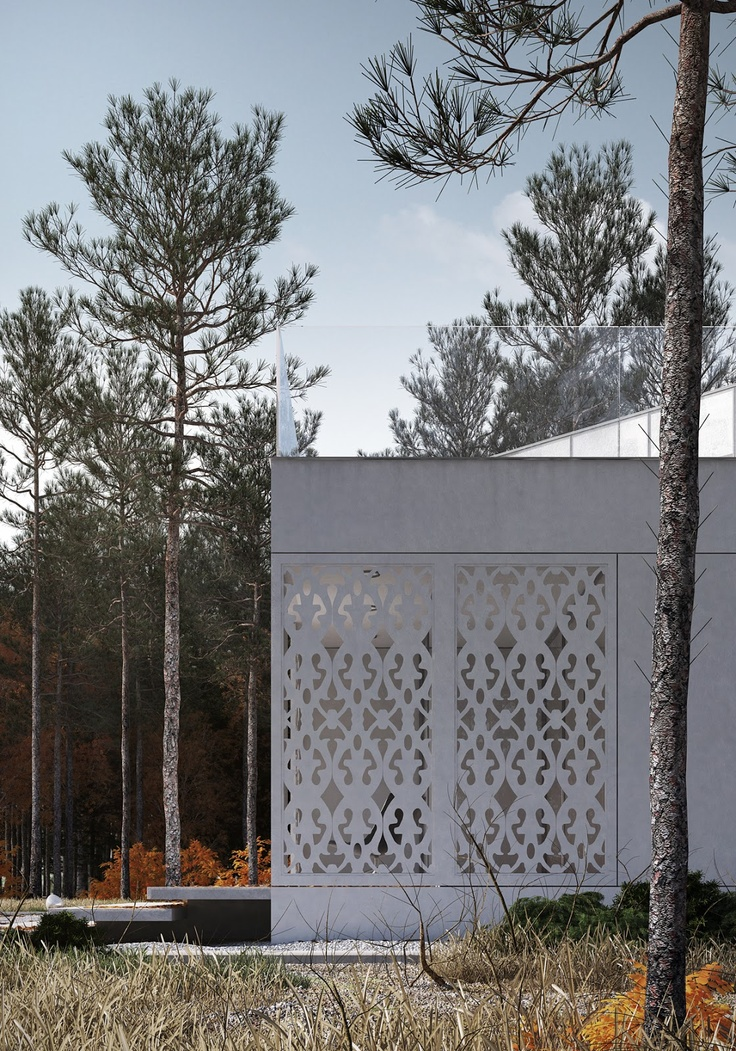 J HOUSE architecture by KOOPERATYWWA arch. Michal Brzychcy