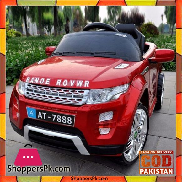Buy Range Rover Baby Electric Toy Kids Car At Best Price In