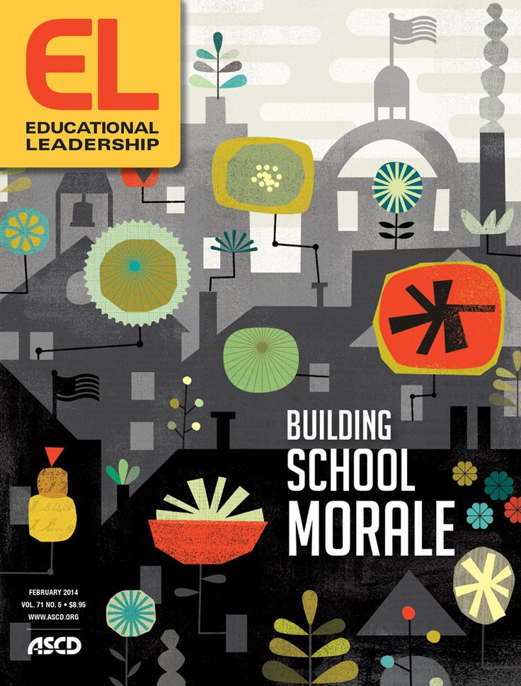 What can schools do to improve teacher morale? Find out in the latest Educational Leadership magazine.