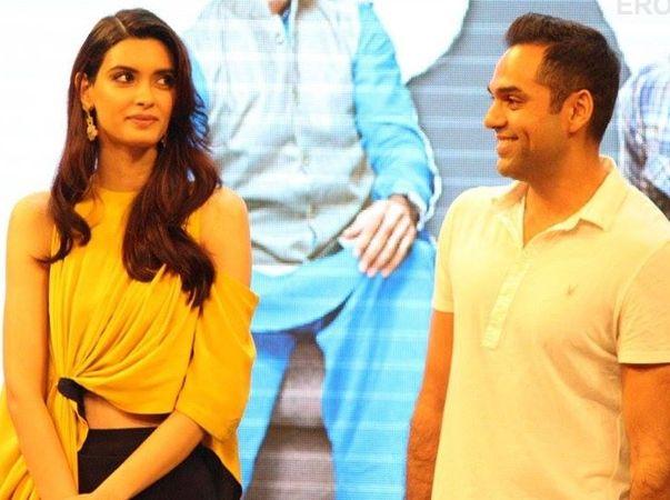 Diana Penty, Abhay Deol, Jimmy Sheirgill and Ali Fazal starrer 'Happy Bhag…