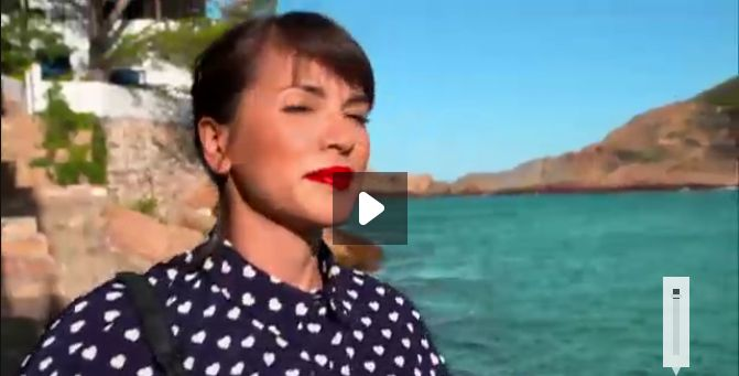The famous British chef Rachel Khoo,  visits beautiful Costa Brava to explore the local culinary secrets and create her new recipes.