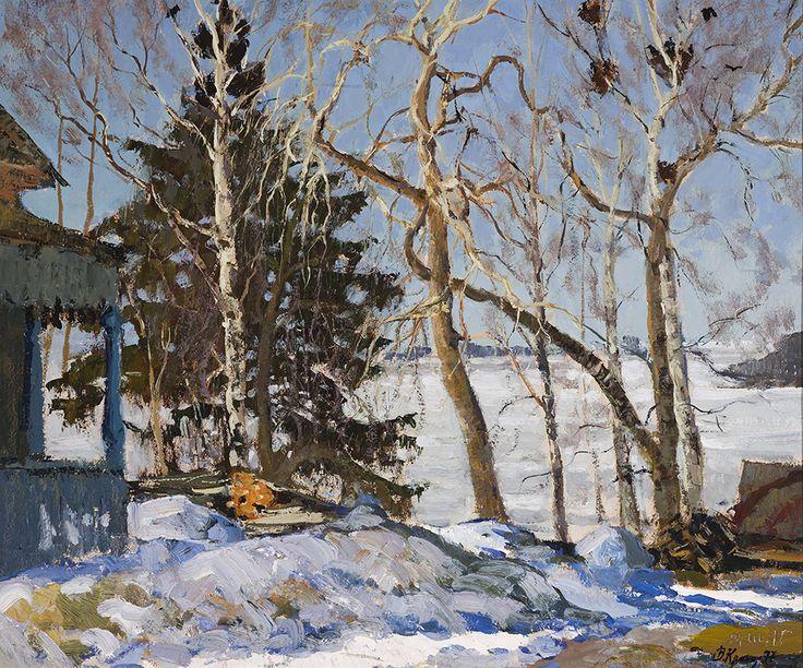 Кранц, Владимир Павлович 1913 - 2003 - March in the Village