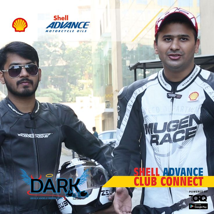 Shell Advance club connect powered by TORQ is experiencing biking passion and a warm welcome from DARK - Devils Angels Riders Klub#TheWinningIngredient #TORQ #TorqRiderApp #bikerlife #motorcyclediaries