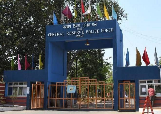 A 23-year-old Central Reserve Police Force (CRPF) constable, shot himself with insas rifle in the Avadi CRPF recruit training centre on Thursday morning. #CRPF #ConstableSucide #ChennaiNews #ChennaiUngalKaiyil