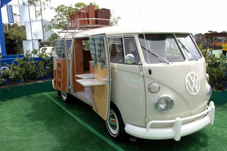 Want the luggage!  Google Image Result for http://files.conceptcarz.com/img/Volkswagen/67_VW_Westfalia_Camper_DV-06-GCPB_01.jpg
