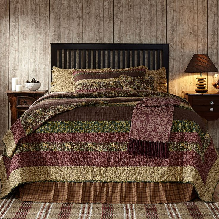 Delectably Yours Berkeley Quilt Bedding From Victorian Heart Lasting Impressions