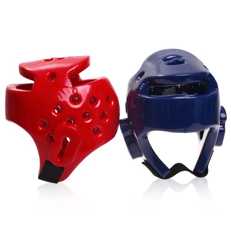 Molded Kids/Adults Mens/Womens Taekwondo Helmet Sanda/Karate/Muay Thai/Boxeo/Boxing Head Protector a0441DTBE