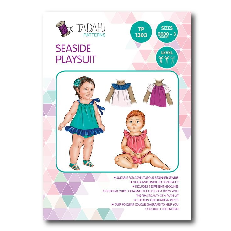 65 mejores imágenes de Baby girl sewing en Pinterest | Coser ...