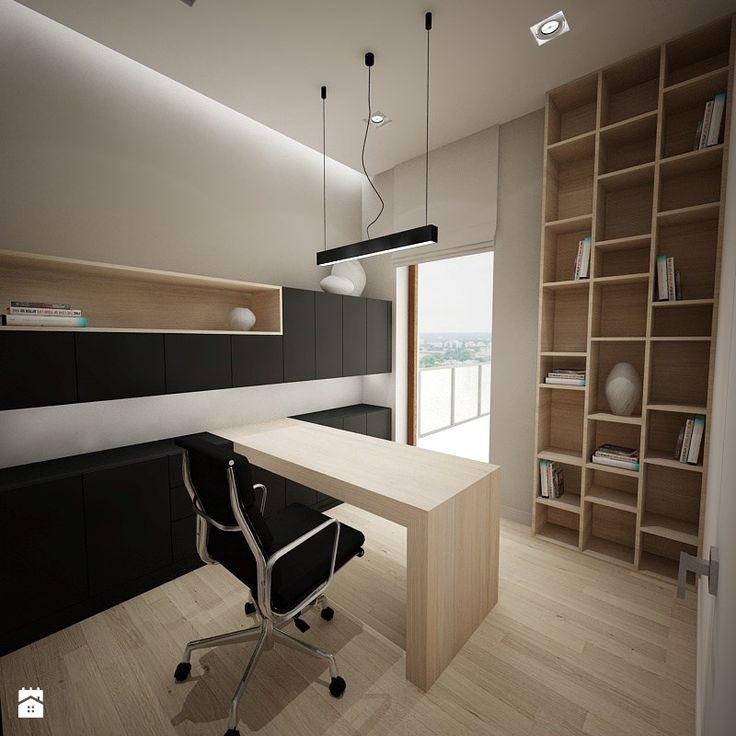 Gabinet styl Nowoczesny - zdjęcie od Nasciturus design - Gabinet - Styl Nowoczesny - Nasciturus design