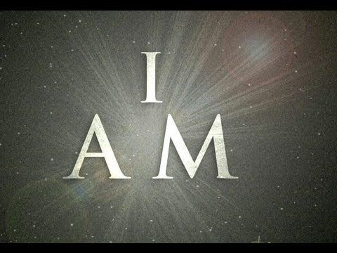 The Power of I-Am : The 2 Most Powerful Words! (Law Of Attraction) - YouTube