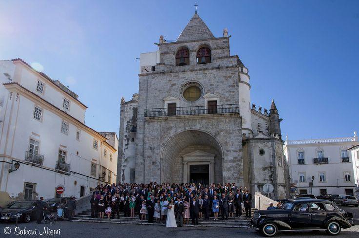 PT_160618 Portugali_0268 Häät Elvasin linnoituskirkolla Alentejossa