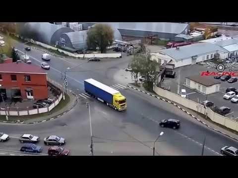 Kecelakaan Truck paling konyol 2017
