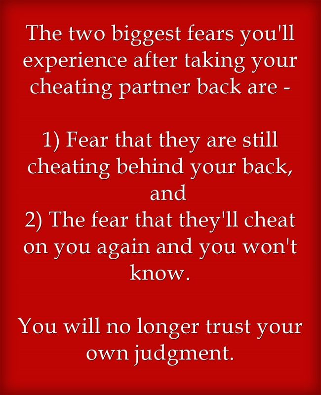 dealing with deceit in a relationship