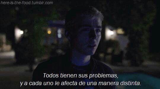 -Por trece razones.