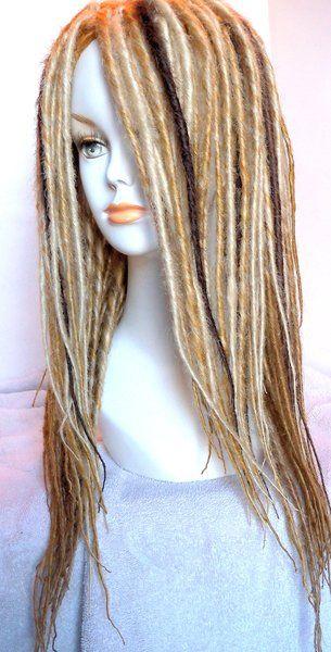 Groovy 25 Best Ideas About Dreadlock Wig On Pinterest Voodoo Halloween Short Hairstyles For Black Women Fulllsitofus