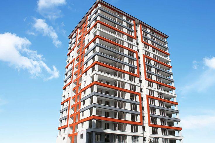 Mertim İnşaat'ın Şentepe'de inşa ettiği 2 Blok 126 Daire'nin kapı pencere üretim ve montajı devam ediyor.
