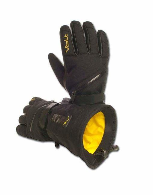 TATRA – Men's 7v™ Textile Heated Snow Gloves