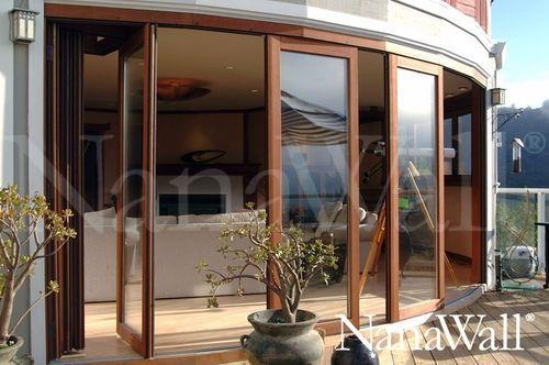 17 meilleures id es propos de baie vitr e coulissante sur pinterest baie coulissante baies for Porte vitree exterieure