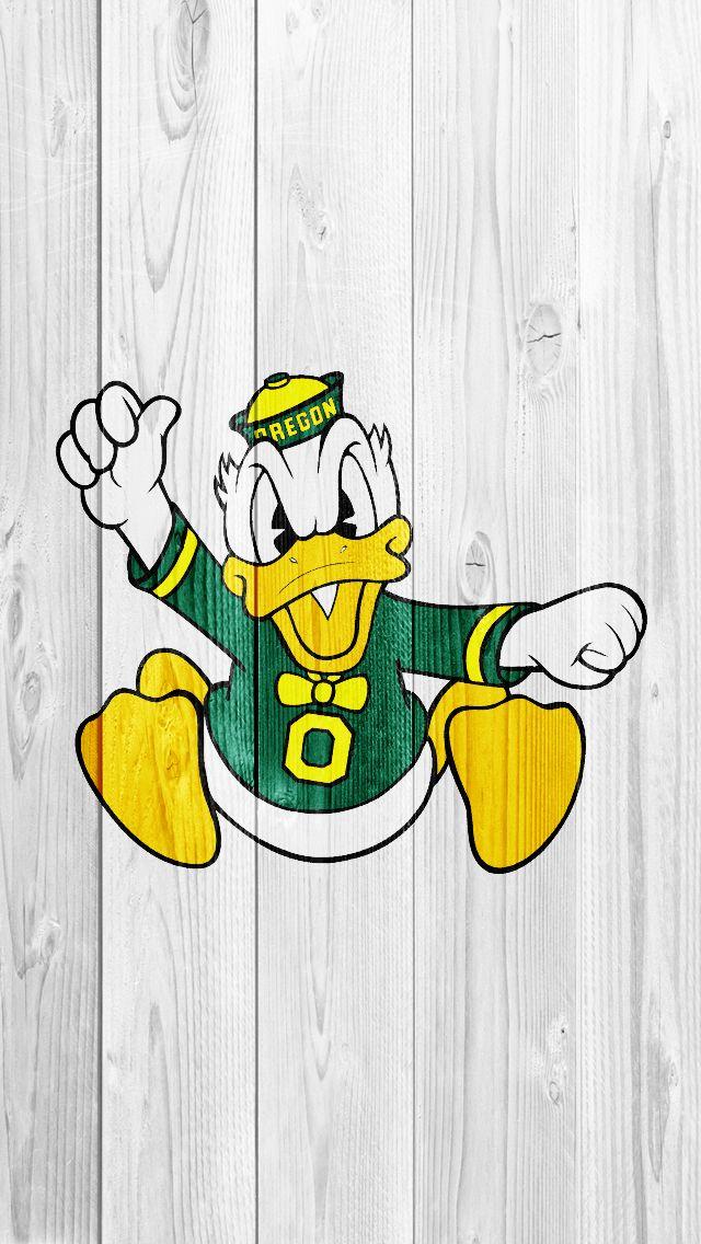 Oregon iPhone Wallpaper for the Oregon Ducks Oregon