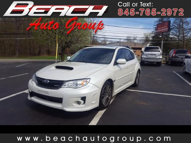 Used 2014 Subaru Impreza WRX 5-Door for Sale in Beacon NY 12508 Beach Auto Group