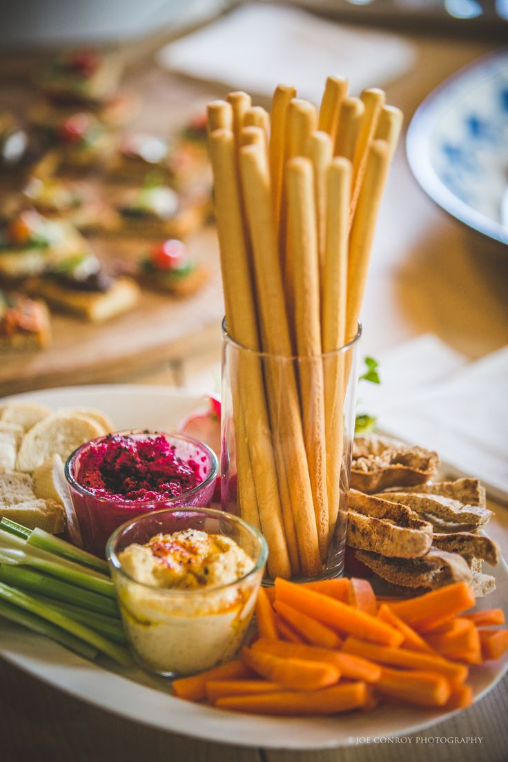 Canapes here at Ballintubbert Gardens and House by our in-house caterer Lu Thornely. Photography by Joe Conroy Photography.