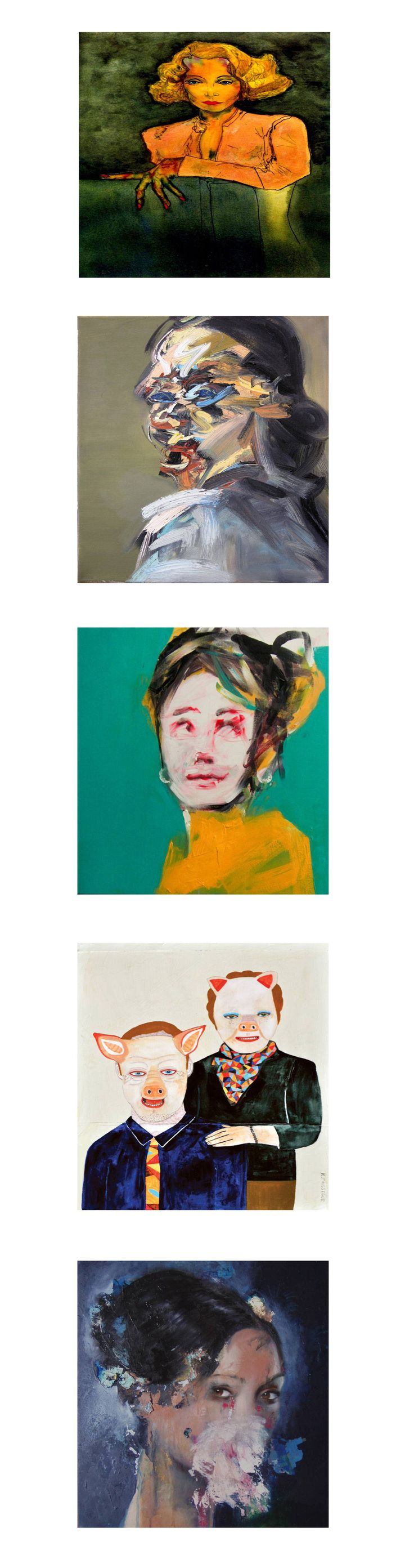 Love PORTRAIT paintings? See new art by some of the most popular artists selling their work on Saatchi Art.