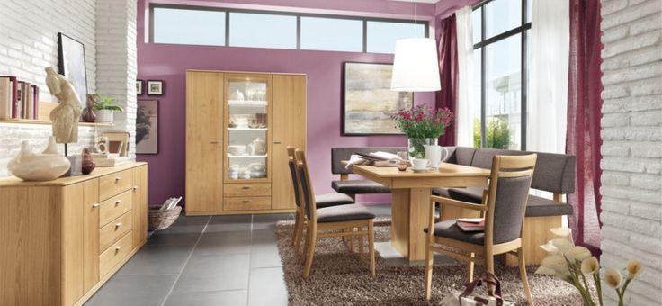 Modern Dining Room Ideas: Purple Modern Dining Room ~ interhomedesigns.com Dining Room Designs Inspiration