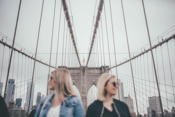 Brooklyn Bridge + Travelshoot =  photos that will make everyone jealous!