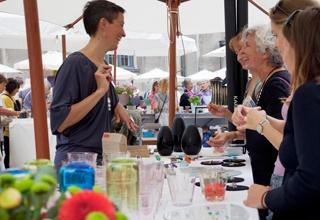 kunsthaandvaerkermarkedet 15-17august2013 Copenhagen crafts