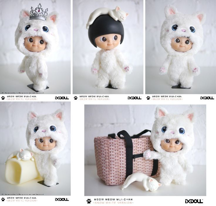 Mini Mui-chan 2 - Snow White - Ichigo-Toys
