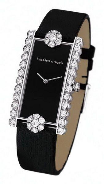 Van Cleef & Arpels ~ Timepiece, Diamonds... BozBuys Budget Buyers Best…