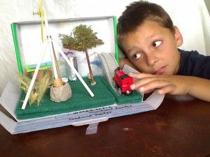 Spane's Renewable Energy Diorama - Completed!