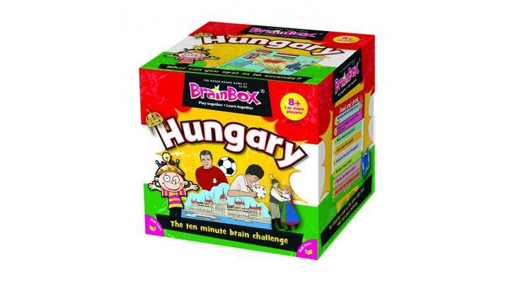 BrainBox Hungary - angol nyelvű játék - ANGOL NYELVŰ JÁTÉKOK - Fejlesztő játékok az Okosodjvelünk webáruházban