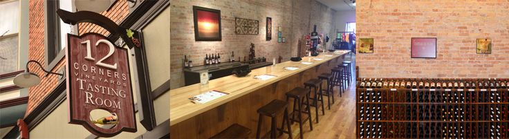 12 Corners Vineyards Tasting Room Open In Downtown South