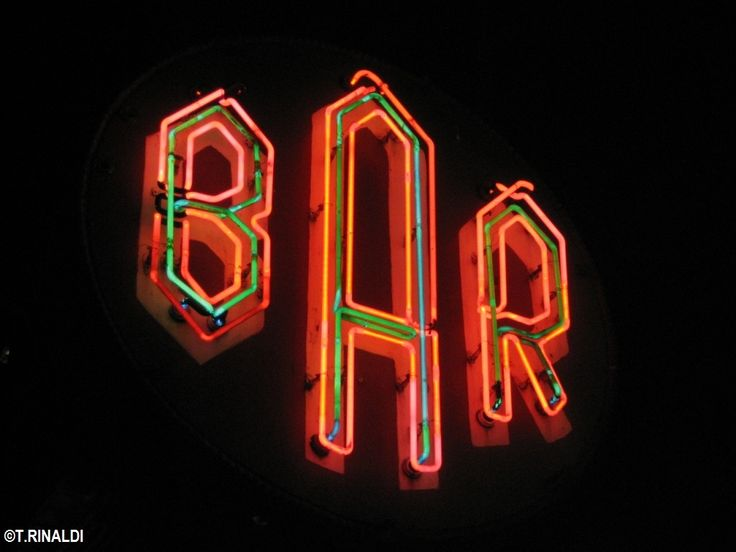 neon sign bar   Cool neon signs, Neon signs, Old neon signs