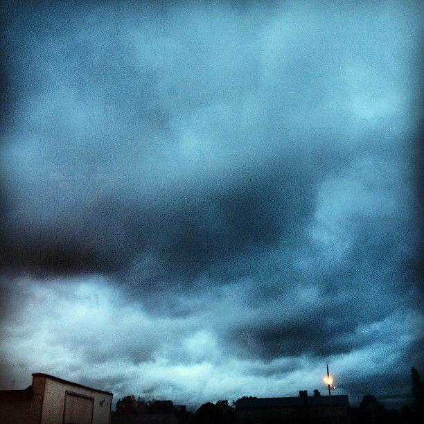 Cloudy Sky Instagram photo by Solopress