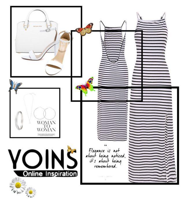 """Yoins"" by ordinary-fashion on Polyvore featuring moda, Michael Kors, My Delicious, NOVICA, Juliska ve yoins"