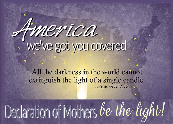 Mom's March for America – Heartland of America and Across the Nation