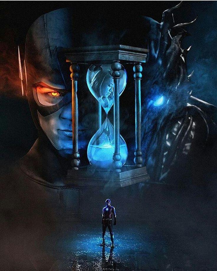The Flash Season 3 Flash ⚡ Savitar