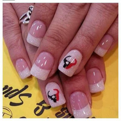 Texan Nails | Houston Texans Football