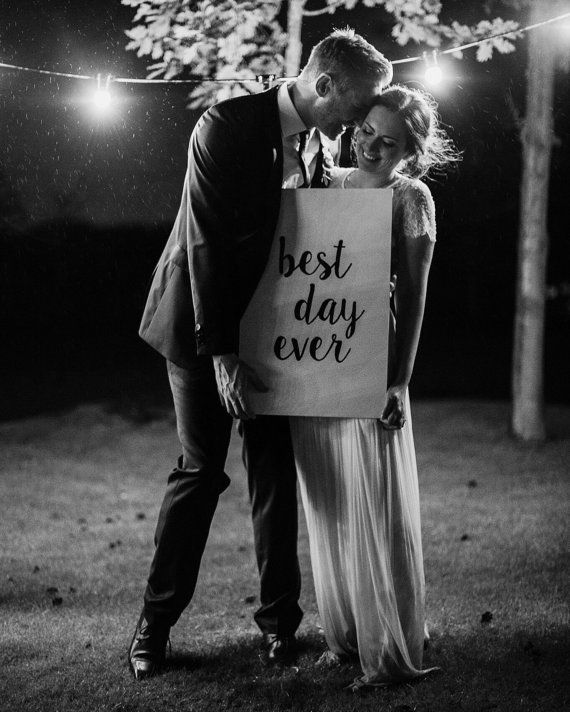 BEST DAY EVER hand painted wooden sign