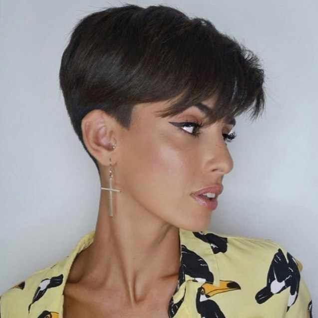 Best Pixie And Bob Short Haircuts For Women 2019-2020 - short-hairstyles - #shortbobhaircuts